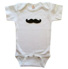~ Moustache ~ (his daddy is hairy you know)
