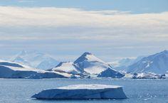 La Antartida un Hermoso Paisaje , toda via ¡