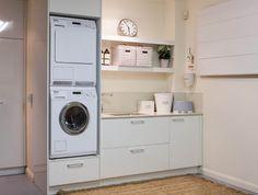 Euro laundry design
