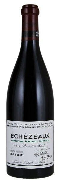 2012 Domaine De La Romanee-Conti Echezeaux. Type: Red Wine, Pinot Noir, Grand Cru, 750ml. Region: France, Burgundy, Cote d'Or, Cote de Nuits, Flagey-Echezeaux, Echezeaux. 685$ (17.125 Kc)