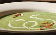 Pinaattikeitto / Spinach soup