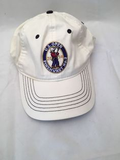 3d85aa39e54 Details about US Open 2014 Pinehurst HAT cap adjustable fast shipping