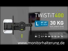 """Erard TWiSTiT 400 schwenkbare TV Wandhalterung 30""""-55"""""""