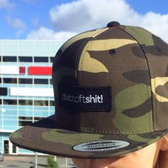 Snapback Cap – The Camo! Click on the image if you want see more images and prices!
