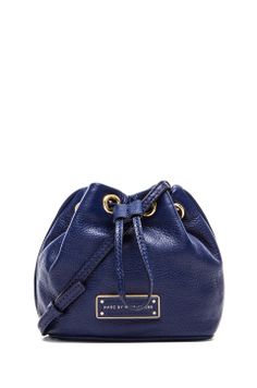 7b244003e66f Shop for Marc by Marc Jacobs Too Hot to Handle Mini Drawstring in Deep  Ultraviolet at REVOLVE.