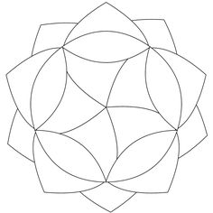 Zendala tile templates