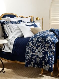 Ralph Lauren Home Blossom Bed Collection, in phase out July 2012.