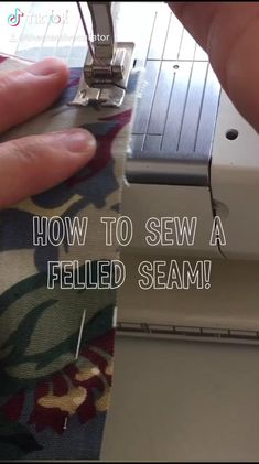 Sewing Basics, Sewing For Beginners, Sewing Hacks, Sewing Tutorials, Sewing Crafts, Sewing Projects, Sewing Tips, Techniques Couture, Sewing Techniques