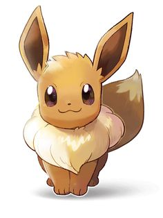 Eevee - Pokémon - Image #2328457 - Zerochan