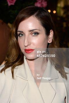 News Photo : Actress Zoe ListerJones attends the 2014...