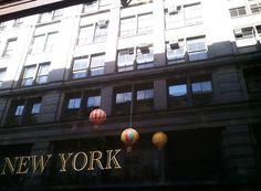 apothecary in soho. i love the hot air balloons.  © michelleswordpressyay