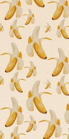 Banana wallpaper IPhone background