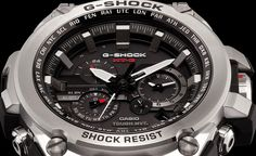 Casio G-Shock Metal Upgrades   Cool Material
