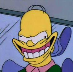 """101 Smile Memes - """"The fake smile your girl puts on when you introduce her to a female friend. Memes Humor, Funny Memes, Hilarious, Cartoon Icons, Cartoon Memes, The Simpsons, Simpsons Quotes, Cartoon Wallpaper, Cartoon Profile Pictures"""