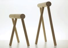 """The absolute minimalism impressed the jury.   The """"Bhocker"""" has won the 2nd prize of the GO IN Designaward 2011."""