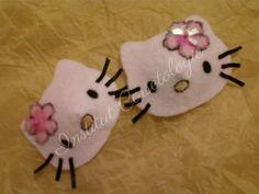£15 Hello Kitty Pasties! #hellokitty #cat #pasties #burlesque