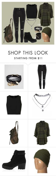 """Sans titre #135"" by marion-lambert-perso on Polyvore featuring mode, ASOS, River Island, Topshop, Wet Seal, Balmain et Patagonia"