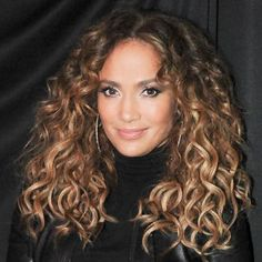 Jennifer Lopez's Changing Looks - 2012 from #InStyle