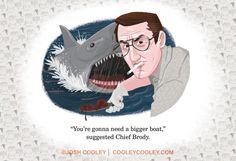 Jaws - - Movies R Fun! Josh Cooley