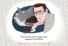 Jaws - - Movies R Fun! Josh Cooley