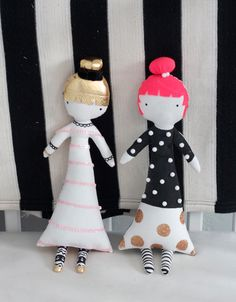 Fashionable Doll Sew