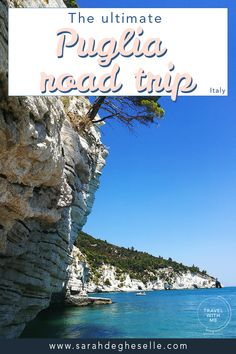 The ultimate Puglia road trip | Italy | Europe | Travel with Me