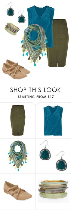 """Untitled #86"" by deb-coe on Polyvore featuring River Island, Bailey 44, prAna, Lucky Brand, Restricted and Chico's"