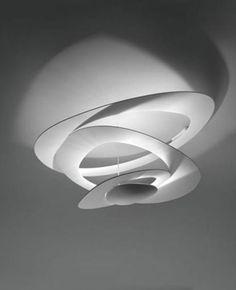 Artemide Pirce Mini ceiling light modern-flush-mount-ceiling-lighting