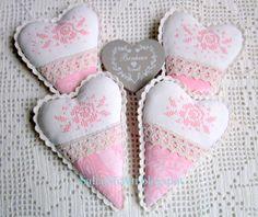 Sahaj Shakti: Розовые сердечки