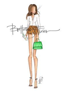 Brittany Fuson: Robin