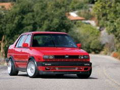 This 1990 Volkswagen Jetta GLI, an Import & Tuner Car designed and built in Mexico, features a litre Garrett turbocharged engine, BBS Wheels, Recaro Seats and a Spearco Intercooler. Volkswagen Jetta, Vw Mk1, Paul Walker Tribute, Bmw E38, Tuner Cars, Vw Beetles, Go Kart, Motor Car, Custom Cars