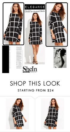 """""""NEW SHEIN CONTEST!"""" by majagirls ❤ liked on Polyvore featuring shein"""