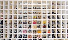 Image result for closet display shoes