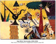 Joan Mirò: La Terra Arata
