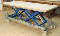 Montagetische Einemann | Assembly Table | MT5