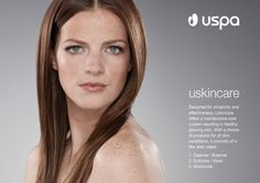 Designed for simplicity and effectiveness, Uspa offers a maintenance care system resulting in healthy glowing skin.