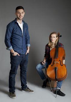 Colm Keegan & Laura Durrant