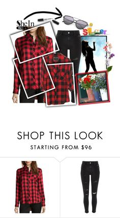 """""""SheIn"""" by ernaa0 ❤ liked on Polyvore featuring Wyatt and River Island"""
