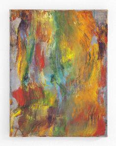 14 - Tyra Tingleff Untitled 2014 oil on canvas 40x30 cm - Courtesy Artist and Studiolo Milan - photo Filippo Armellin