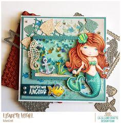 LLLC: Sassy Mermaid Molli – | Lizland |