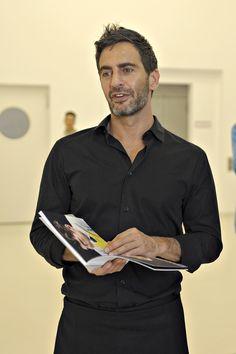 Designers for Tomorrow-Award - Marc Jacobs in Berlin: Der Star-Designer coacht Newcomer der Fashionszene
