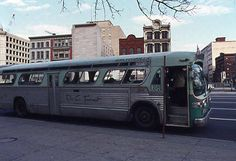Through the 1960s, D.C. Transit struggled to provide a suitable transit operation as private transit collapsed as a result of various government policies and ownership mishaps.
