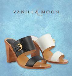 Heels bring you closer to heaven. #VanillaMoon #VanillaMoonShoes #BlockHeels