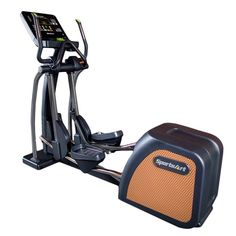 The E876 Status Series Elliptical from SportsArt is a full commercial club-rated elliptical cross-trainer which delivers a low impact, highly effective cardio workout. The SportsArt ECO-NATURAL™ line is the embodiment of design, technology, mobility, and cardiovascular excellence.