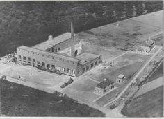 Melkfabriek 'De Stichting', ca. 1955. Collectie Regionaal Archief Rivierenland, Tiel