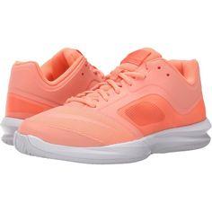 Nike DF Ballistec Advantage (Atomic Pink/White/Bright Mango/Atomic... ($66) ❤ liked on Polyvore featuring shoes, athletic shoes, orange, pink shoes, nike, pink athletic shoes, lightweight tennis shoes and orange athletic shoes
