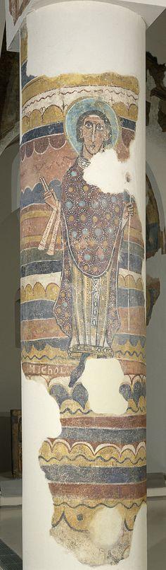 Sant Nicolau de Santa Maria de Taüll | Museu Nacional d'Art de Catalunya
