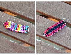 The Cheese Thief: More Rainbow Loom Patterns and Designs Tutorials