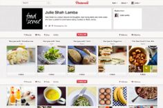 "Good use of Pinterest for marketing your business... ""If I could curate a cookbook for you, this would be it..."" via foodsense.is"