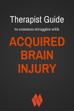acquired adult brain injury older